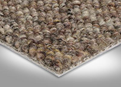 Teppichboden Auslegware Meterware Schlinge gemustert rot orange 200 cm 300 cm Variante: 3,5 x 4 m 400 cm und 500 cm breit verschiedene L/ängen