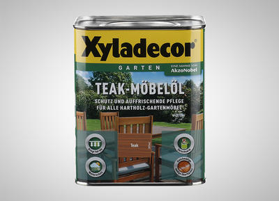 Xyladecor Teak Möbelöl 750 ml