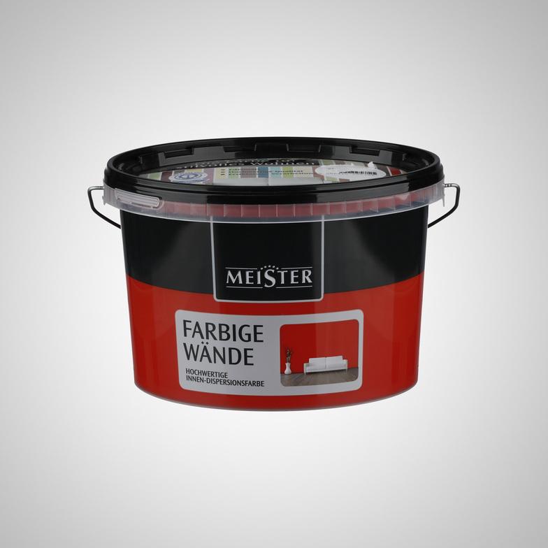 meister farbige w nde 2 l zinnober farbe hammer. Black Bedroom Furniture Sets. Home Design Ideas