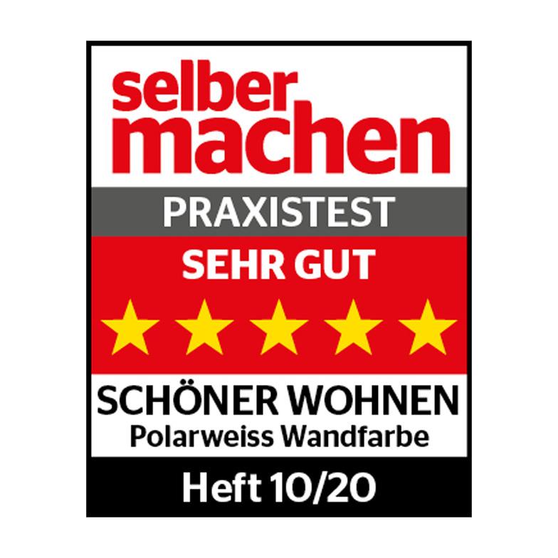Schoner Wohnen Farbe Polarweiss 7 5 L Hammer Zuhause
