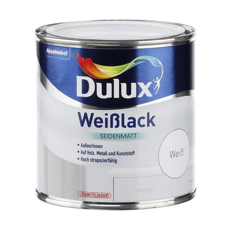 dulux wei lack seidenmatt glanzgrad hammer zuhause. Black Bedroom Furniture Sets. Home Design Ideas