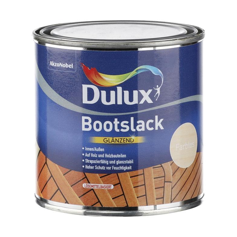 Dulux Bootslack 375 Ml Gebindegröße Hammer Zuhause