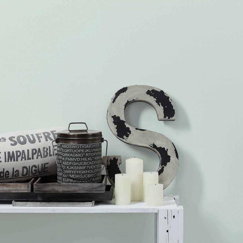 vliestapete kleinmuster gr n alle hammer zuhause. Black Bedroom Furniture Sets. Home Design Ideas