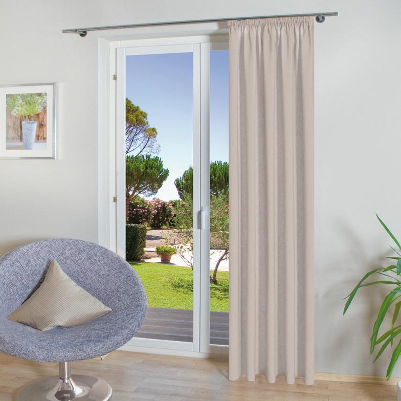 dekoschal 40244 natur beige farbe hammer zuhause. Black Bedroom Furniture Sets. Home Design Ideas