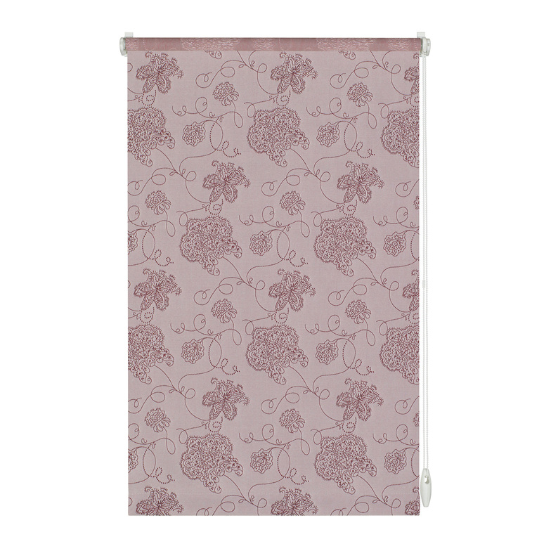 EASYFIX Rollo Stickerei Rose