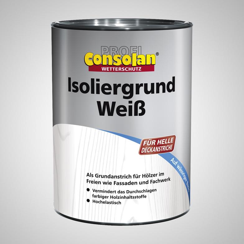 consolan isoliergrund wei 750 ml 750 ml gebindegr e hammer fachmarkt. Black Bedroom Furniture Sets. Home Design Ideas